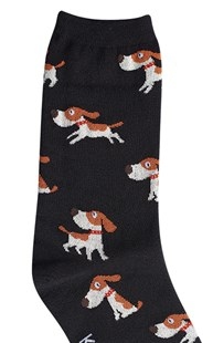 Shoes-Socks |  | Animal Socks Playful Pups