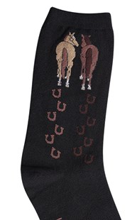 Footwear-Socks |  | Animal Socks Walking Horses