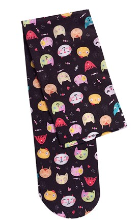 Cutieful Compression Socks Crazy Cats Image