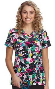 Animal Print Scrubs Veterinary Apparel Company