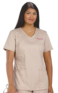 Scrubs-Classic-Cherokee-Core-Stretch |  | Cherokee Core Stretch V-Neck Top
