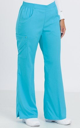 Cherokee LUXE Pull-On Scrub Pant Image