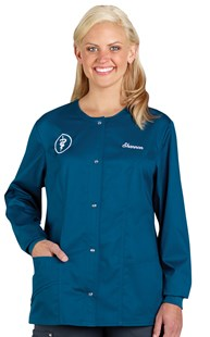 |  | Cherokee LUXE Warm-Up Scrub Jacket