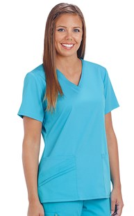 |  | Cherokee LUXE V-Neck Scrub Top