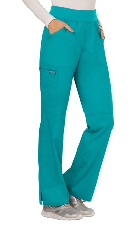 REVOLUTION TALL Pull-On Cargo Scrub Pant Image