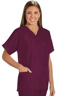 |  | Cherokee Workwear Two Pocket Scrub Top