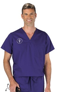 Scrubs-Classic-Cherokee-Workwear | Pure Essentials | Cherokee Workwear One Pocket Top