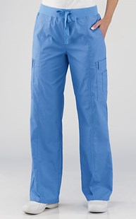 Scrub-Set-Special | Pure Essentials | Cherokee Workwear Knit Waist Cargo Pant