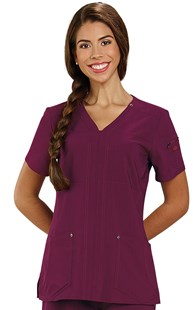 Clearance-Scrubs |  | Dickies Advance Front Seam Scrub Top