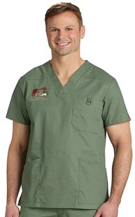 Scrubs-Classic-Dickies-EDS-Signature |  | Dickies EDS Men's Three Pocket Scrub Top