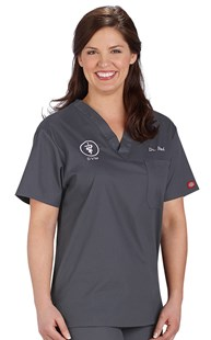 Scrubs-Classic-Dickies-EDS-Signature |  | Dickies EDS UNISEX One Pocket Scrub Top