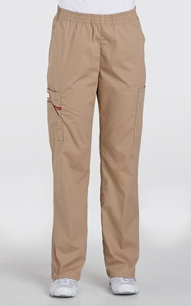 Dickies EDS TALL Pull On Scrub Pant Image