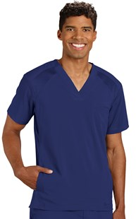 Scrubs-Premium-FIT-by-White-Cross |  | FIT Men's Scrub Top