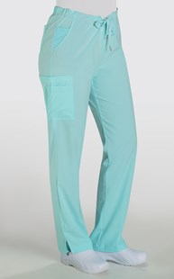 Scrubs-Premium-FIT-by-White-Cross |  | FIT PETITE Drawstring Scrub Pant