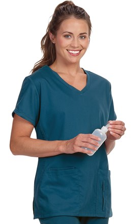Grey's Anatomy Four Pocket Scrub Top Image