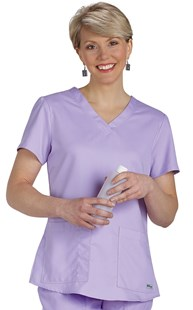 |  | Grey's Anatomy Two Pocket Scrub Top