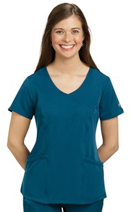 Scrubs-Classic-HH-Works | Healing Hands | HH Works Crossover Top