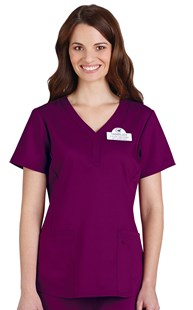 Scrubs-Premium-Healing-Hands |  | Healing Hands Fashion Stretch Scrub Top