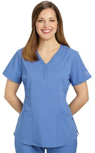 |  | Healing Hands Fashion Stretch Scrub Top