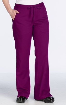 Healing Hands Fashion Stretch Scrub Pant Image