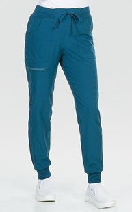 |  | Heartsoul Mid-Rise Cargo Scrub Pant