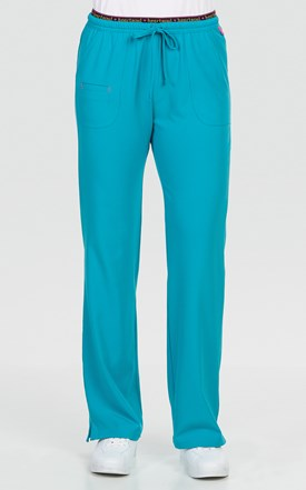 Heartsoul TALL Low Rise Drawstring Scrub Pant Image
