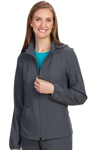 |  | Heartsoul Sporty Scrub Jacket