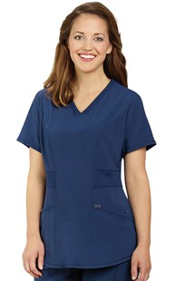 |  | Infinity V-Neck Scrub Top