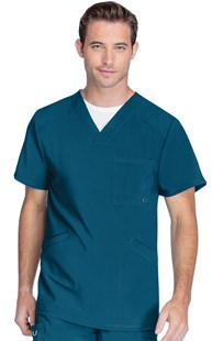 |  | Infinity Men's V-Neck Scrub Top