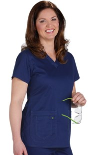Clearance-Scrubs |  | MC2 Two Pocket Scrub Top