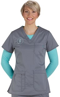 Clearance-Scrubs |  | MC2 Three Pocket Scrub Top