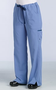 |  | Hearts and Paws Stretch Scrub Pant