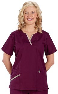 |  | Pure Essentials PLUS Paw Trim Scrub Top