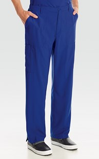 Scrubs-Classic-Wink-123 |  | W123 Men's Flat Front Zip Fly Scrub Pant