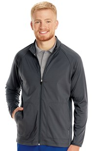 Scrubs-Classic-Wink-123 |  | W123 Men's Fleece Full Zip Jacket