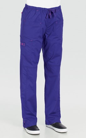 WonderFLEX Multi-Pocket Cargo Scrub Pant Image