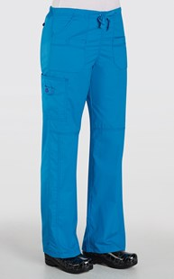 |  | WonderFLEX Multi-Pocket Cargo Scrub Pant