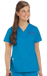 |  | WonderFLEX V-Neck Scrub Top