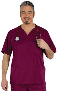 Scrubs-Classic-WonderWORK |  | WondeWORK Men's Scrub Top