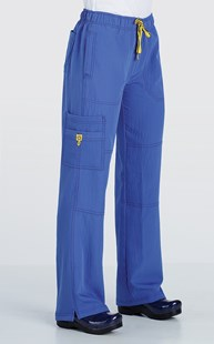 Scrubs-Premium-WonderWink-4-Way-Stretch |  | WonderWink 4-Way Stretch Sporty Scrub Cargo Pant