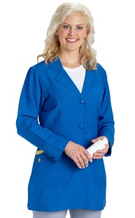 Scrubs-Premium-WonderWink-4-Way-Stretch |  | WonderWink 4-Way Stretch Sporty Lab Coat