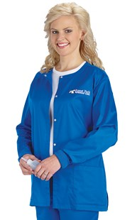 |  | WonderWORK UNISEX Warm Up Scrub Jacket