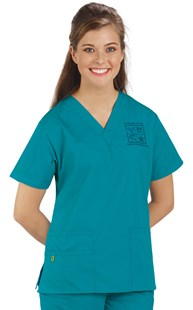 Scrubs-Classic-WonderWink-Origins | WonderWink | Origins Multi-Pocket Scrub Top