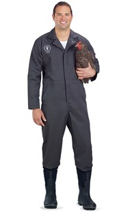 Outerwear-Coveralls |  | Long Sleeve Coveralls-LONG