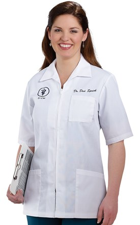 Women's Finest Doctors Coat Image