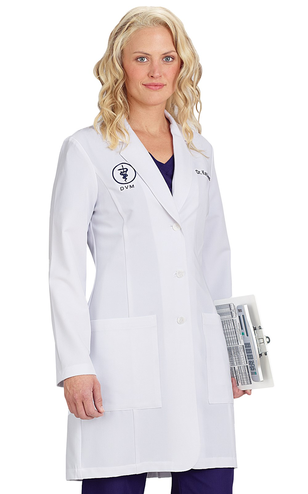 Grey\'s Anatomy Premium STRETCH Lab Coat | Veterinary Apparel
