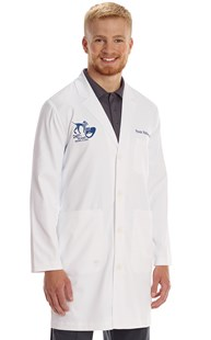 Workwear-Professional-Lab-Coats | Healing Hands | Men's High Performance Lab Coat