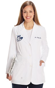 Workwear-Professional-Lab-Coats | Healing Hands | Women's Performance Consultation Jacket