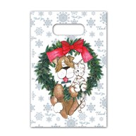"SeasonalBags |  | Full Color Bags – Christmas 9""x13"""
