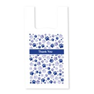 "PawPrintSupplyBags |  | Paw Print Supply Bags 9"" x 18"" x 7"""